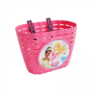 Widek fietsmand Princess Dreams 3,5 liter roze
