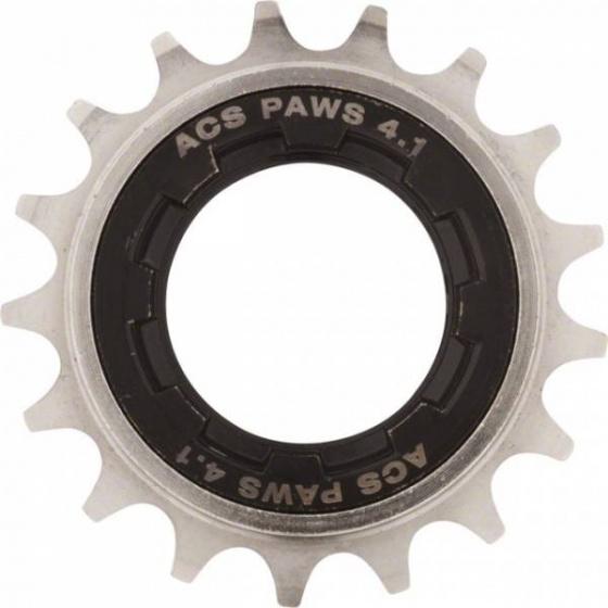 Afbeelding van ACS freewheel 22T 1/2 x 3/32 inch zwart/grijs
