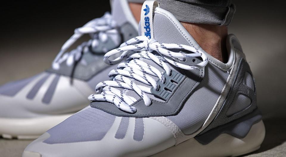 Adidas Formateurs Coureur Tubulaire Hommes Gris 40 Mt 2me4JxSq