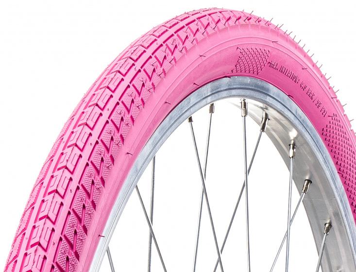 AMIGO Buitenband Ortem Toro 24 x 1.75 (47 507) roze