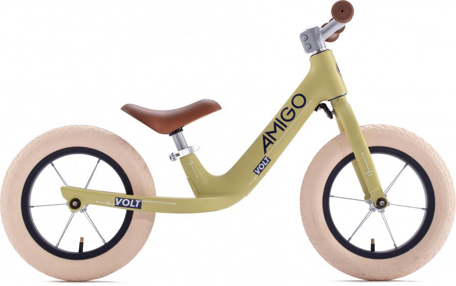 AMIGO Volt 12 Inch Junior Geel