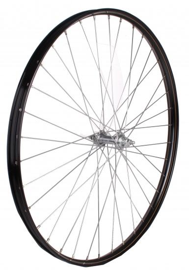 TOM Voorwiel 28 x 1 1/2 aluminium 36G zwart