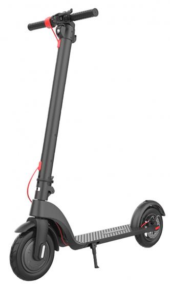 Anlen elektrische step SL 8.5 Inch 11 cm Unisex Schijfrem Zwart
