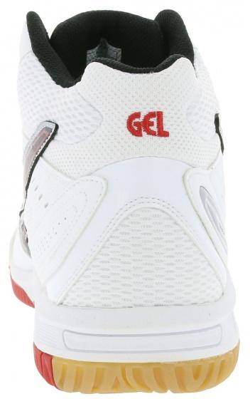 Hommes Chaussures Asics Gel De Travail De Handball Mt Blanc Taille 50.5 zifNxGUE