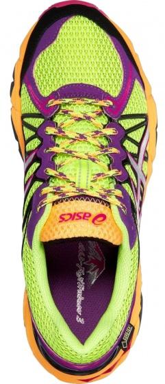 Asics Gel Chaussures Fujitrabuco 3 G Femmes Tx 37 Mt mP22PT5Lh