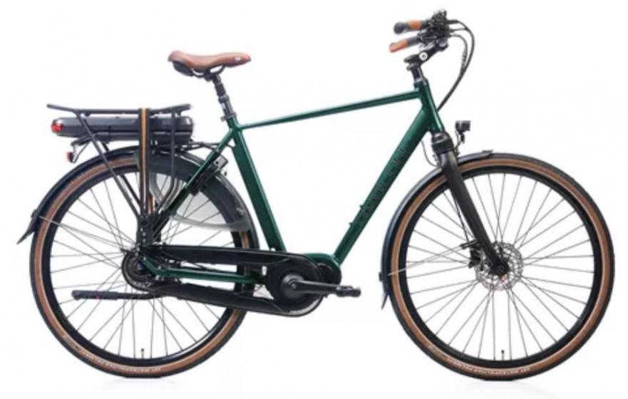 Kohlman Deluxe 28 Inch 54 Cm Heren 8v Hydraulische Schijfrem Groen online kopen