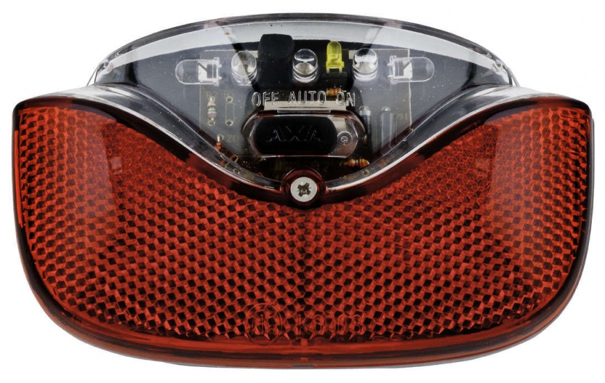 AXA achterlicht led batterij omega Pro auto
