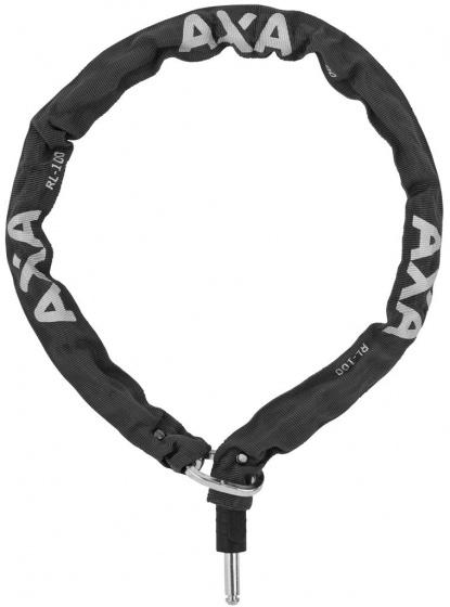 AXA insteekketting en zadeltas RLC 100 1000 x 5,5 mm zwart