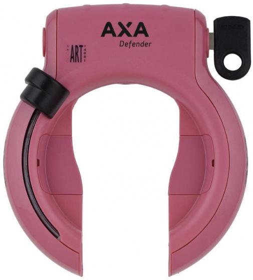 Axa Defender Ringslot Roze