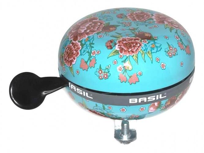 Afbeelding van Basil Big Bell Bloom Ding Dong 80mm Emerald Green