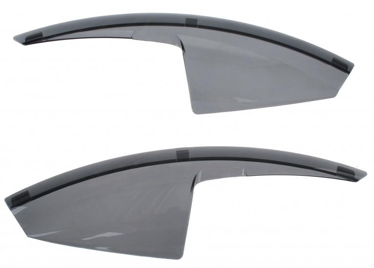 Batavus jasbeschermers voorwiel 28 inch 30 cm zwart per set