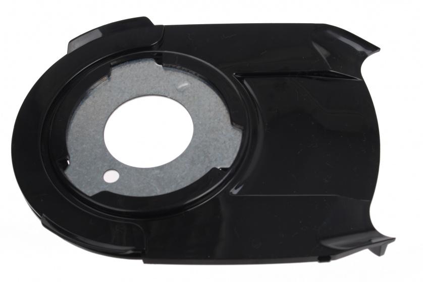 Batavus kettingkast deel Agudo achterkant zwart 15 x 12 cm