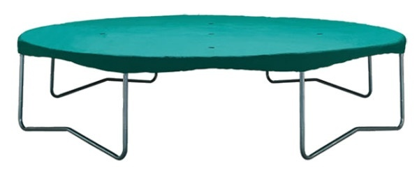 berg tarpaulin trampoline basic 300 cm green giga bikes. Black Bedroom Furniture Sets. Home Design Ideas