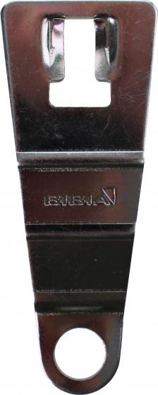 Bibia asbeugel Basic TGS 550001 zilver
