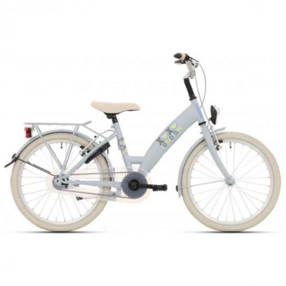 Bike Fun Lots Of Love Kinderfiets Vrouwen Lichtblauw;Lime 20 online kopen