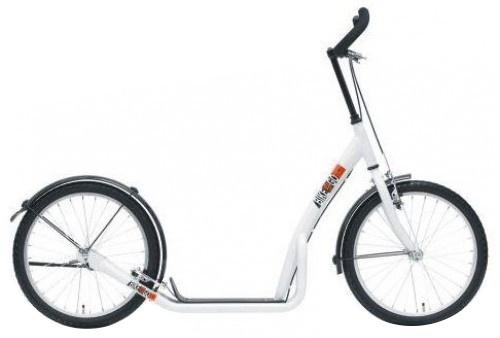 Bike Fun step 20 Inch Unisex V Brake Wit/Zwart