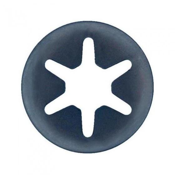 Bofix Asborgring Starlock 10 mm 25 stuks (225410)