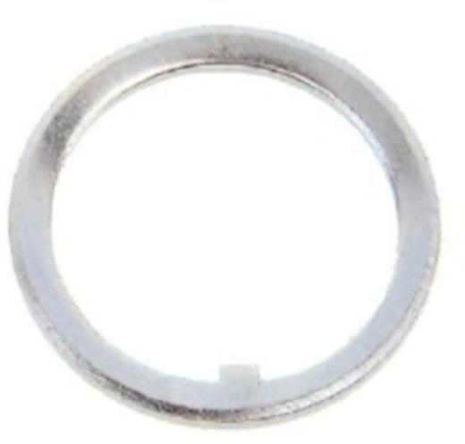 Bofix Balhoofdopvulring 1 inch chroom (229102) 25 stuks