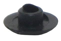 Bofix Stuurpen Afdichtdop 6mm Zwart Per 25 Stuks