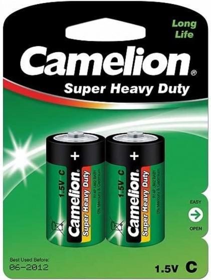Camelion batterijen LongLife R14 C Alkaline 1.5V 2 stuks