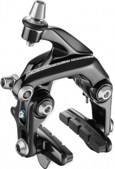 Campagnolo remhoef achterwiel Direct Mount 49 mm aluminium zwart