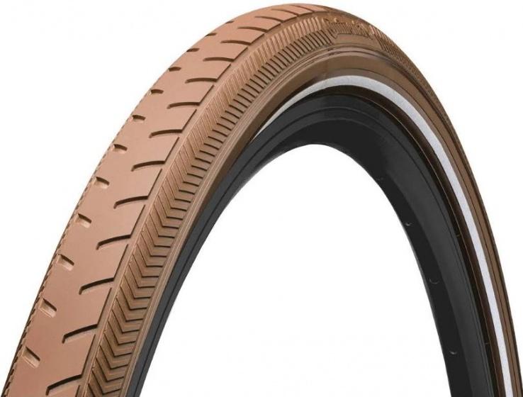 Continental buitenband Ride Classic 28 x 1 3/8 x 1 5/8 (37 622) bruin