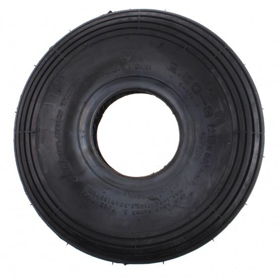 CST buitenband Is300 scootmobiel 2.50 3 (210 65) zwart