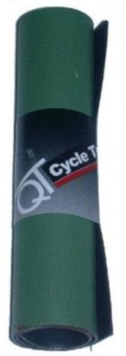 Cycle Tech bandenpleister rol 15 cm zwart/groen