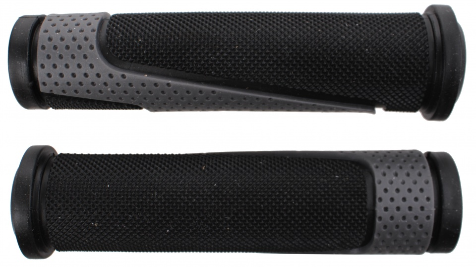 Cycle Tech handvatten 13,5 cm zwart per paar