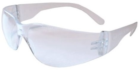 Cyclia Veiligheidsbril unisex transparant one size