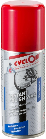 Cyclon Instant Polish Wax Spray 100 ml