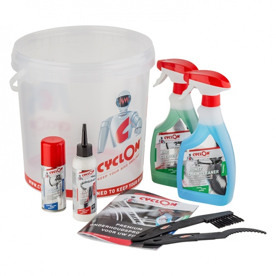 Cyclon reiningsmiddelenset Wax Lube 10 L