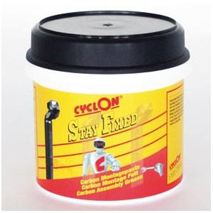 Cyclon Stay Fixed Montage Pasta Carbon 500ml