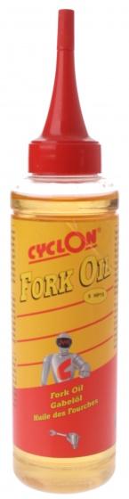 Cyclon vorkolie Fork Oil 5HP15 druppelfles 125 ml