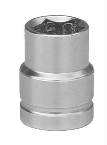 Cyclus dop voor crankbout 15 mm met 3/8 aansluiting