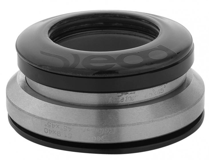 Deda balhoofdlager 1 1/8 1 1/2 inch RVS/carbon zwart/zilver
