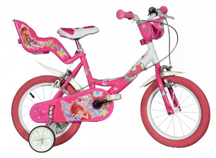 Dino 164R 09W Winx 16 Inch 26 cm Meisjes Knijprem Roze