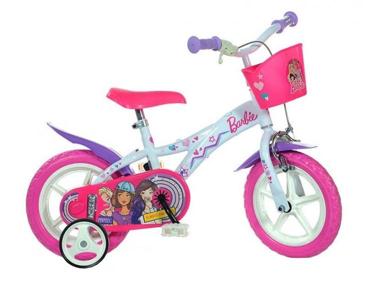 Dino 612GL BA Barbie 12 Inch 21 cm Meisjes Knijprem Wit