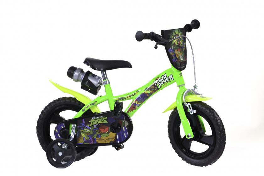 Dino Ninja Turtles 12 Inch 23 Cm Junior Doortrapper Groen online kopen