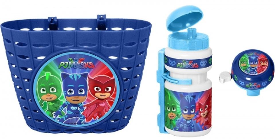 Disney accessoiresset PJ Masks blauw 3 delig