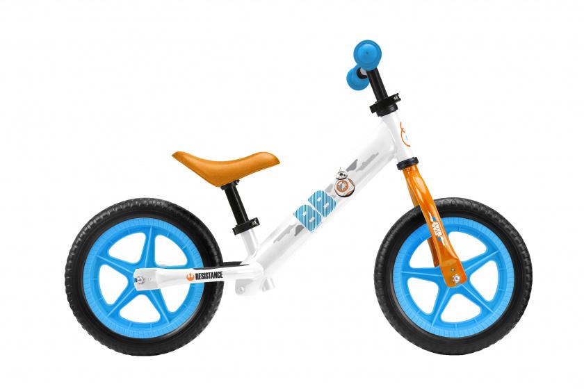 Disney BB 8 12 Inch Junior Blauw/Oranje