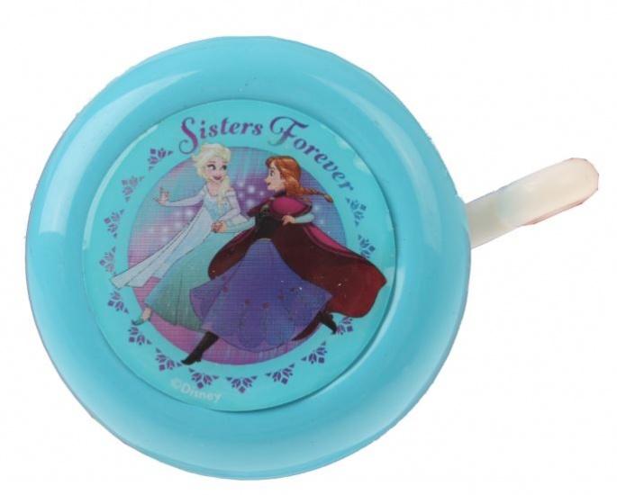Disney Fietsbel Frozen 55 mm Staal blauw