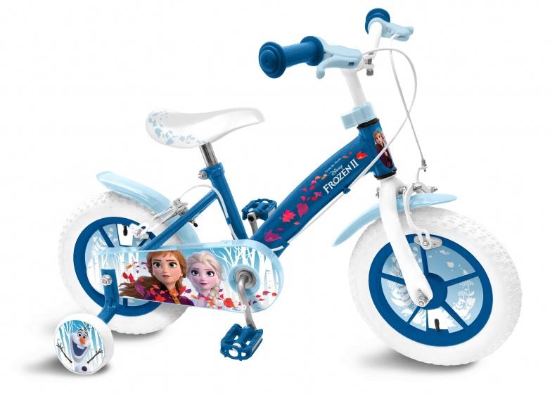 Volare Disney Frozen 2 Kinderfiets Vrouwen Blauw;Wit 12 online kopen