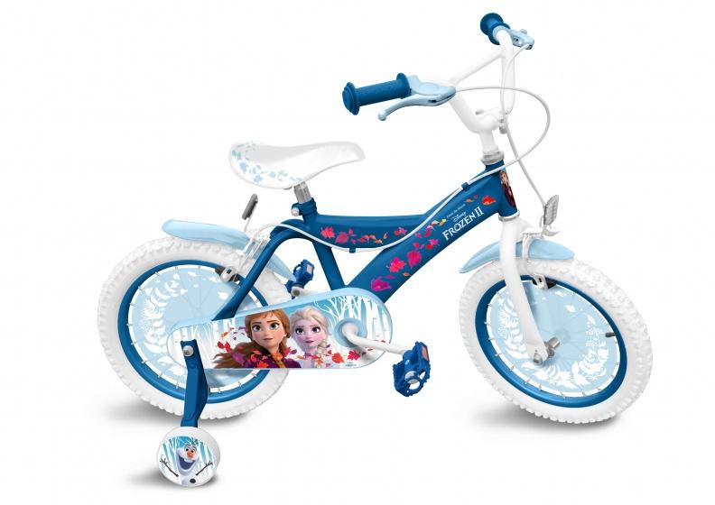 Disney Frozen 2 16 Inch 26 Cm Meisjes Knijprem Blauw/wit online kopen