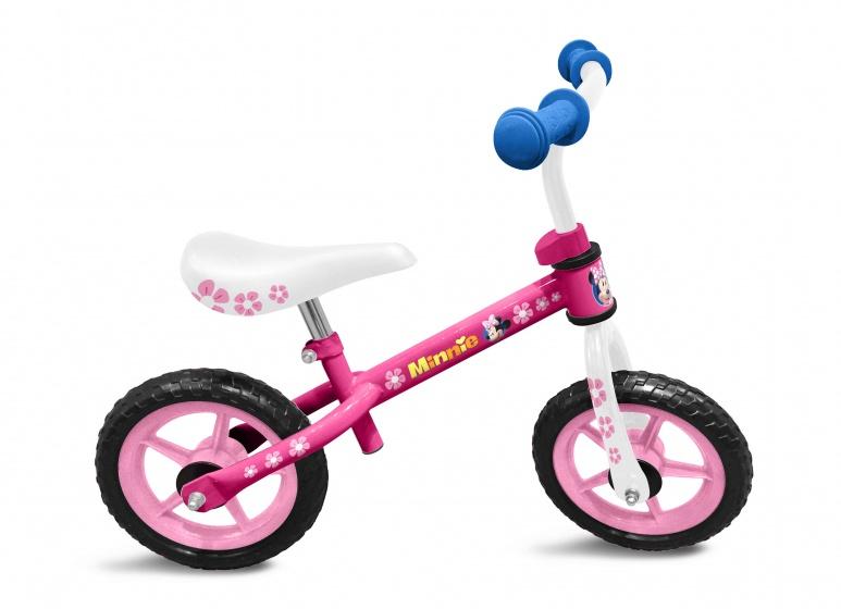 Disney Loopfiets Minnie Mouse 10 Inch Meisjes Roze/wit online kopen