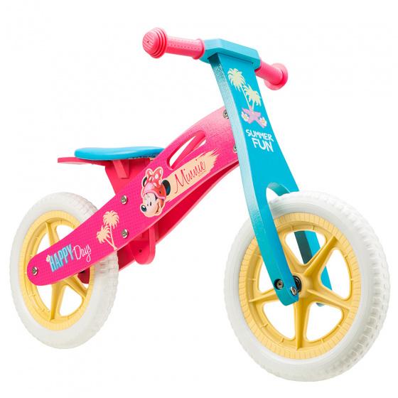 Disney Loopfiets Minnie Mouse 12 Inch Meisjes Roze/blauw online kopen