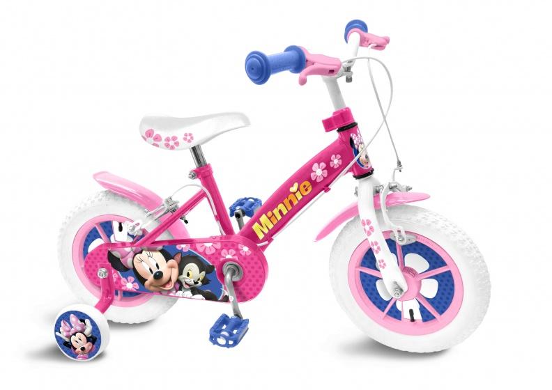 Disney Minnie Mouse 14 Inch 23,5 Cm Meisjes Knijprem Roze/wit online kopen