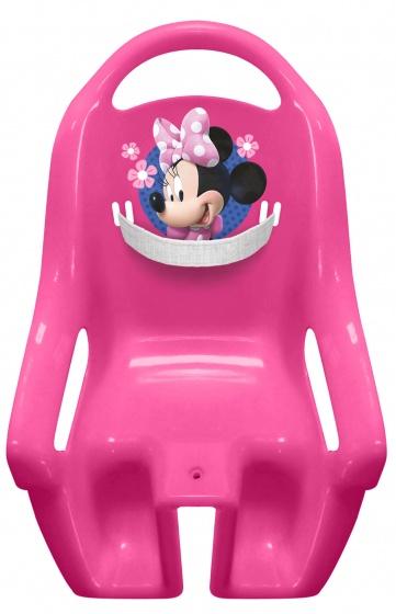 Disney poppenzitje Minnie Mouse roze