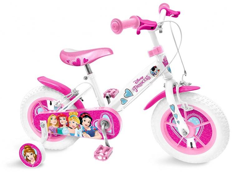 Disney Princess 12 Inch 21,5 cm Meisjes Knijprem Wit/Roze