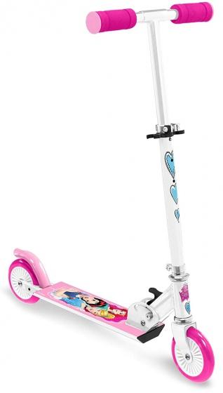 Disney Princess Step Meisjes Voetrem Wit/roze online kopen